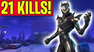 Download EPIC *21 KILL WIN* IN FORTNITE BATTLE ROYALE!! (Solo Gameplay) Video