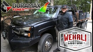 Download Truck Upgrades with Duramaxtuner and Wehrli Custom Fab: FINAL!!!! Video