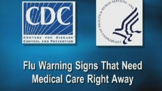 Download Flu Warning Signs That Need Medical Care Right Away Video