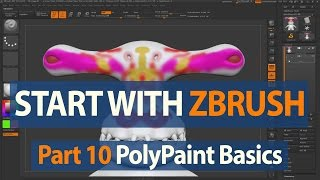 How to Start with ZBrush - Sculpting Teeth & Final Adjustments