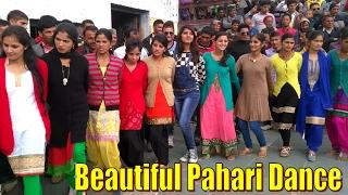 Download Beautiful Pahari Dance in Village Video