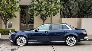 Download The Weirdest One-Off Mercedes: S600 Royale Video