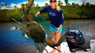 Download CRABS!!! CATCHING, CLEANING, EATING!!! DMFD!!! Tasty Tuesday Video