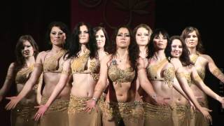 Download Mercedes Nieto and the Nymph Oriental Dance Company - Baed Annek, oriental dance Video