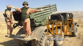 Download Surviving an MRLS 'Grad' attack – In the Army Now Ep.14 Video