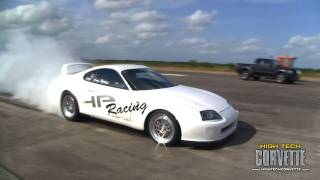 Download Supras at the Texas Mile - October 2010 Video