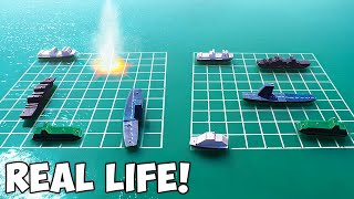 Download Playing Battleship With Real Ships Video