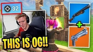 Download Tfue Uses *OG* Combo to DESTROY Everyone in his way... Video