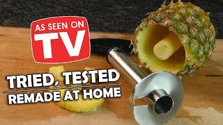 Download As Seen On TV Kitchen Gadgets REMADE at Home! Video