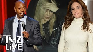 Download Dave Chappelle Takes On Caitlyn Jenner | TMZ Live Video
