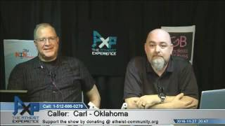 Download A Frustratingly Dishonest Theist Caller Video