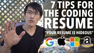 Download 7 Tips for the Coding Resume (for Software Engineers) Video