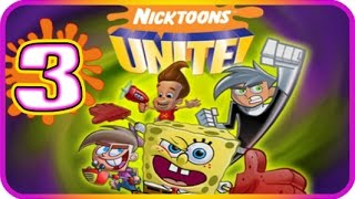 Nicktoons Unite Walkthrough Part 2 (PS2, Gamecube) Haunted