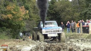 Download INSANE CUMMINS POWERED FORD MUD BOG TRUCK COMPILATION Video
