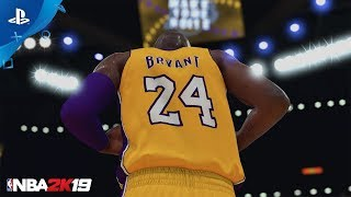 Download NBA 2K19 - Kobe 20th Anniversary MyTEAM Pack   PS4 Video