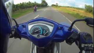 Download Yamaha Sniper 180kph!!!! Video