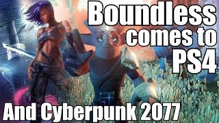 Download Gaming PodCast Boundless for PS4 and Cyberpunk 2077 EP1 Video