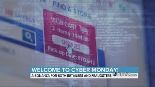 Download Cyber Monday: The Dangers of Shopping Online | ABC News Video