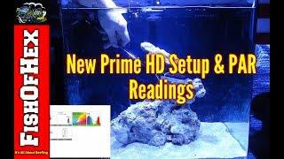 Download Prime HD Setup & PAR Readings | 30 Gallon Triton Chaeto Reactor Build Video