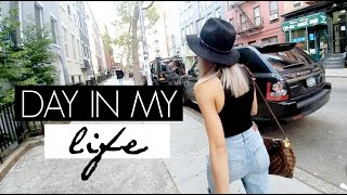 Download A DAY IN MY LIFE: Single and Living in New York City | VLOG 1 Video