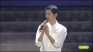 Download 160521 송중기 Song Joong Ki FM sing 'Always' Descendants Of The Sun OST 태양의 후예OST Video