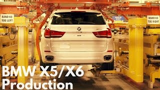 Download BMW X5/X6 Production in South Carolina Video