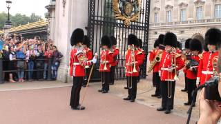 Download Changing of Guard @ Buckingham Palace, London, UK Video