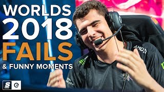 Download Worlds 2018 Fails and Funny Moments Video