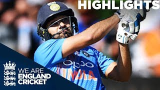 Download Rohit Stars In Stunning Series Finale | England v India 3rd Vitality IT20 2018 - Highlights Video