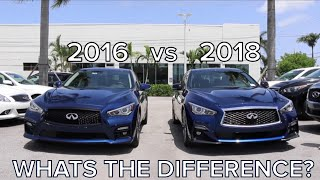 Download The 2018 Infiniti Q50 RedSport 400: Is it any Better? Video