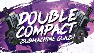 Download THIS GUN IS NUTS! DOUBLE COMPACT SMG LOADOUT (Fortnite BR Full Match) Video