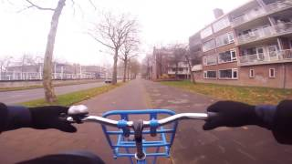 Download Bike Ride from Uilenstede to VU Amsterdam Video