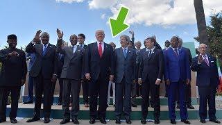 Download ¿Otro error de protocolo? Trump 'eclipsa' a Merkel sin querer en la foto del G7 Video