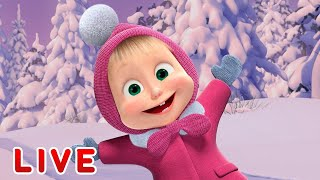 Download Masha y el Oso - Los dibujos animados sobre el invierno ⛄ Todos los episodios seguidos 🎬 Video