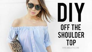Download DIY Off The Shoulder Top Transformation | RELOVED | ANN LE Video