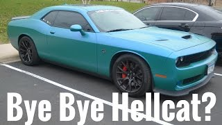 Download Getting Rid Of My Hellcat For The New Dodge Demon? Video