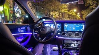 Download Mercedes Benz E-class promo Video