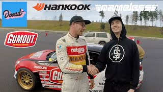Download GoPro 850hp Ride Along w/Ryan Tuerck @RidgeMotorsportsPark #DonutMedia Video