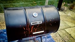 Download Barrel Boy Barbecue - How to build an Oil Drum Barrel BBQ Video