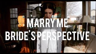 Download Marry Me Cover - Bride's Perspective Video
