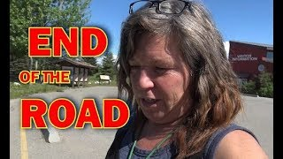 Download Alaska Road Trip: End of the Alaska Highway, Moose in Camp & the Pipeline Video