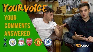 Download Rooney goal shows Man City's defence is a mess! | Is Zlatan returning to Man United? 90min YourVoice Video