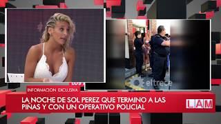 Download Sol Pérez terminó a las piñas en un local de comida rápida Video