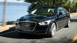Download The Search for New Luxury: 2017 Genesis G90 in the Pacific Northwest – Epic Drives Ep. 32 Video