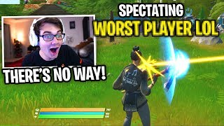 Download I died to a BOT and was SHOCKED at what I spectated after... (no way this is real) Video