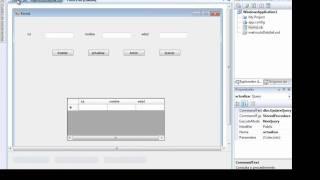 Download Modificar,insertar,eliminar,buscar datagridview en vb Video