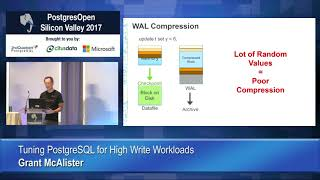 Download Tuning PostgreSQL for High Write Workloads Video