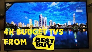 Download Best 4k HDR Budget TVs Video