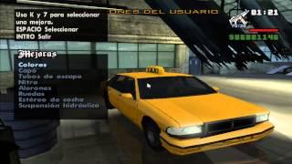 Download tunea autos en gta san andreas pc sin mods ni misiones!!! ¡¡¡super facil!!! Video