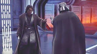 Download Star Wars Battlefront 2 - Funny Moments #31 Anakin Skywalker Video